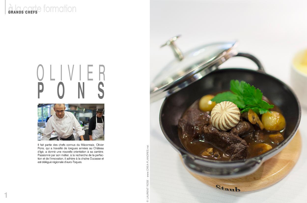 La carte formation stages de cuisine nord pas de - Formation chef de cuisine ...